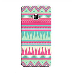 Cover It Up - Pink Indie Print One M7Hard Case