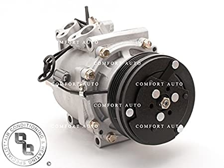 Amazon.com: 1994 - 2000 Honda Civic L4 1.6L 1.5L / 1994 - 1997 Honda Civic Del Sol L4 1.5L 1.6L / 1997 - 2001 Honda CR-V 2.0L Brand New AC Compressor With 1 ...