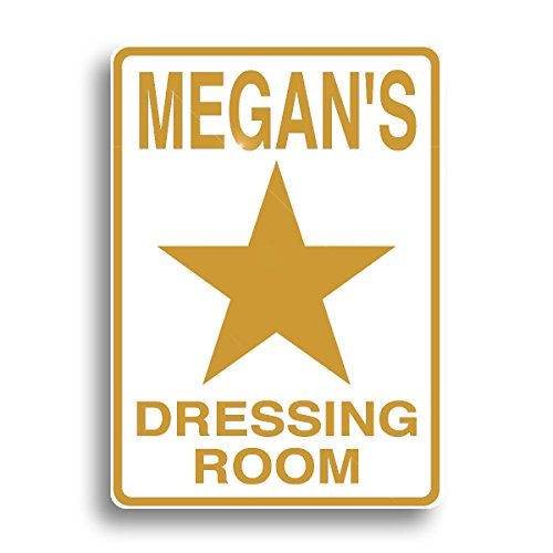 Dressing Room Sign, Personalized for You, and Shipped Out Fast! -