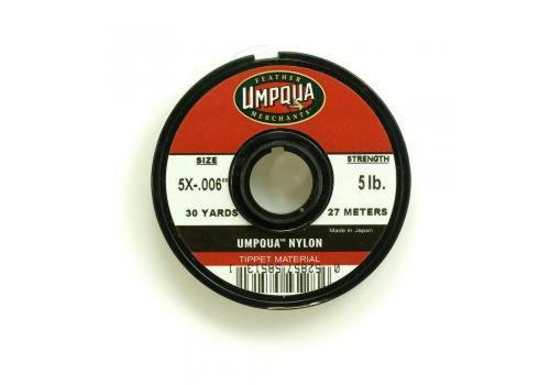 UMPQUAª NYLON TIPPET 4X 6 lb 30Yards