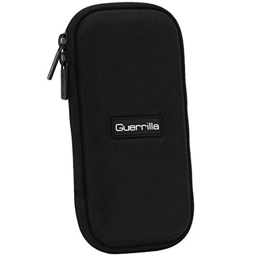 Guerrilla Hard Travel Case for TI-30X llS, TI BA ll Plus, TI-34 Multi View, TI-36X Pro, TI BA ll Plus Professional, and TI-30XS multi view Calculators, Black (Ti Multiview Pro 30x)