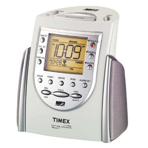 Sound Design, Inc  MP3 Line -in Alarm Clock