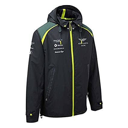 Amazon Com Aston Martin Racing Team Jacket Sports Outdoors
