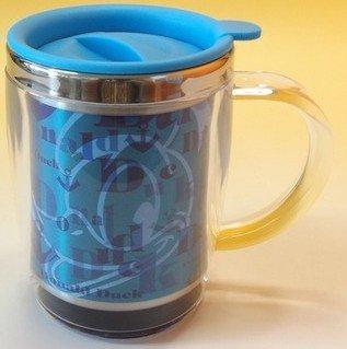 ディズニー マグカップ ふた付きマグ ステンレスマグ 保温 ドナルド ブルー 東京ディズニーリゾート限定(TDR)ドリンクボトル ステンレスの商品画像