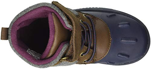 Pictures of Carter's Kids Boy's Bay2-b Navy Duck Boot Fashion CF180272 2
