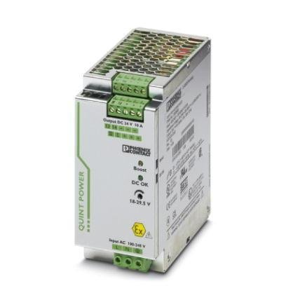 DIN Rail Power Supplies QUINT-PS/ 1AC/24DC/ 10/CO DIP COATED SFB