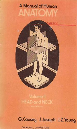 A Manual of Human Anatomy, Vol. 2: Head and Neck