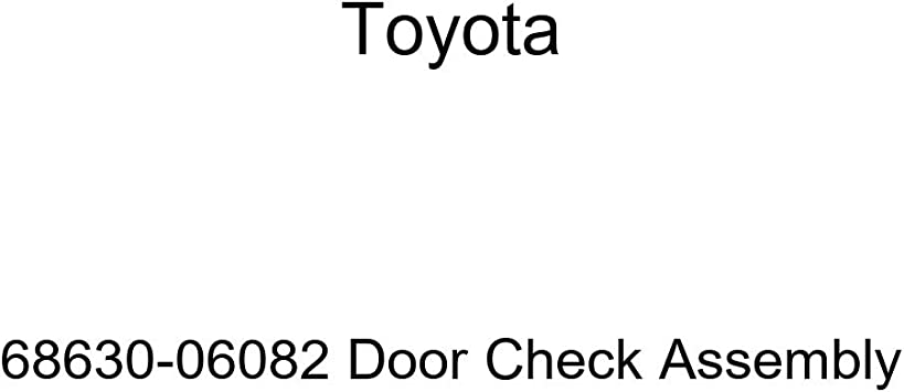 Toyota 68630-06082 Door Check Assembly