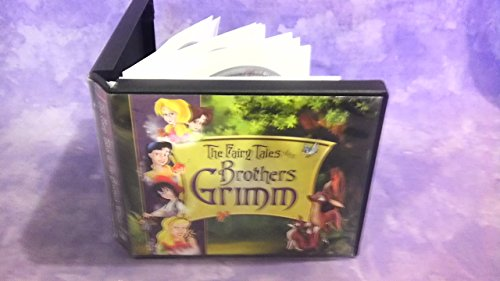 Brothers Grimm Film - The Fairy Tales of the Brothers Grimm  (13 DVD boxed set)