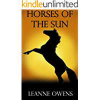 Horses Of The Sun (The Outback Riders Book 1)