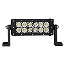 """db Link DBLE8C 8"""" Straight Double Row LED Off-Road Light Bar"""