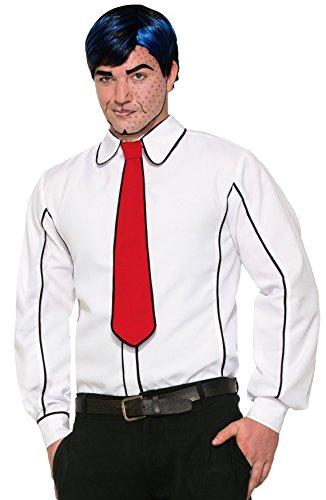 Pop Art Comic Book Character Costumes - Forum Novelties Pop Art Shirt and