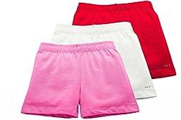 Sparkle Farms Big Girls Shorts Set Size 7/8 Sweetie