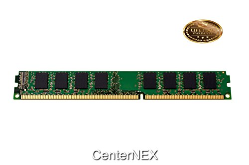 CenterNEX® 512MB STICK For ABS Computing Ultimate Series M6 Sniper Extreme X Striker Extreme X8 Stealth Extreme. DIMM DDR2 NON-ECC PC2-6400 800MHz RAM Memor (512 Mb Abs Computer)