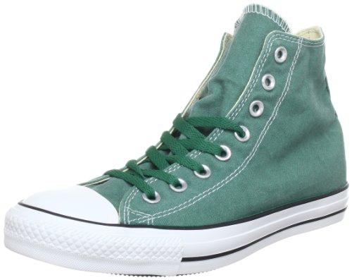Converse Ct Bas Wash Hi 287110-61-63 Unisex - Erwachsene Sneaker Grün (Vert Pin)