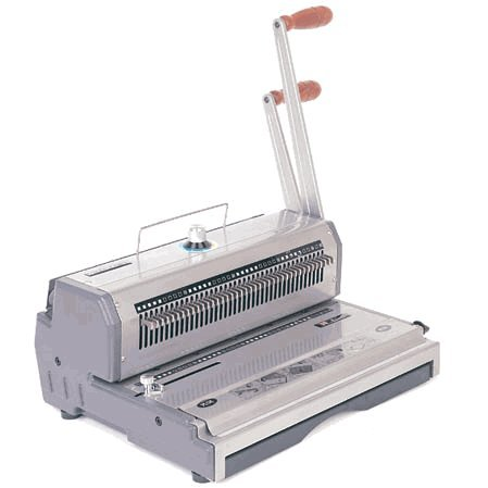 - Akiles Wiremac-M Manual Wire-O® Binding Machine