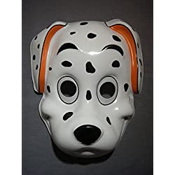 Dalmatian Disney Pvc Child Mask Party Favour Toy Costume Accessory Animal Dog