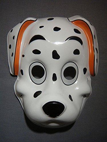 Dalmatian Disney Pvc Child Mask Party Favour Toy Costume Accessory Animal Dog