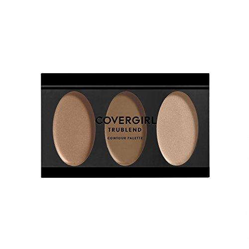 CoverGirl Trublend Contour Palette Medium 0.28 Oz, 0.161 Pound
