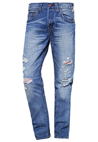 TRUE RELIGION ROCCO - Herren Jeans Relaxed Fit Gr. 31