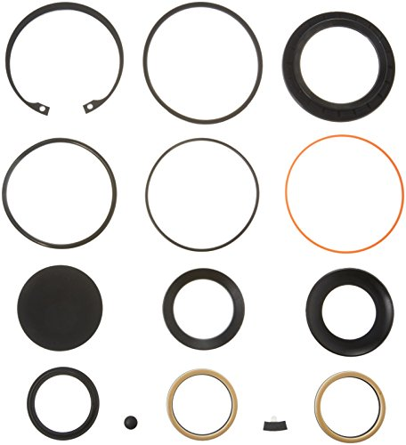 Box Sector Shaft - R. H. Sheppard 5545741 Sector Shaft Seal Kit with Snap Ring/L-Seal