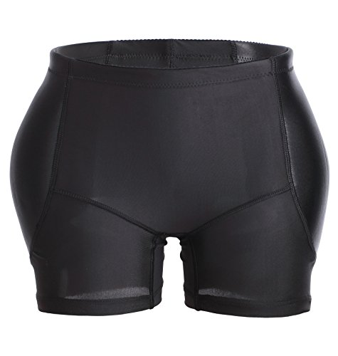 Padded Enhancer Underwear Invisable Workout