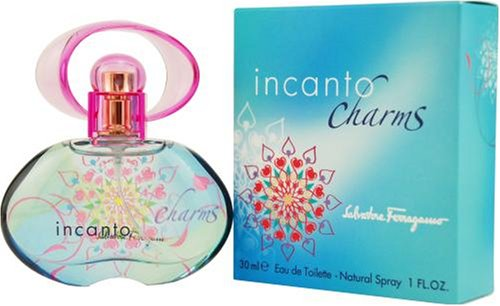 Incanto Charms By Salvatore Ferragamo For Women. Eau De Toilette Spray ()