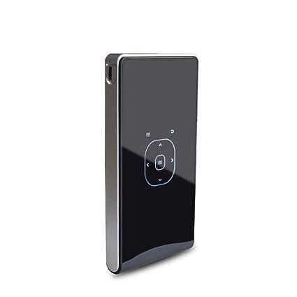 NOSSON Proyector WiFi Mini Proyector WiFi Full HD,1080p ...