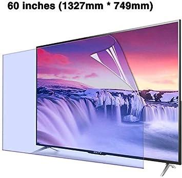 DPPAN 60 Pulgadas TV Protección de Pantalla para Televisor ...