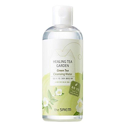 ([the SAEM] Healing Tea Garden Green Tea Cleansing Water 300ml (10.14 fl. oz.))