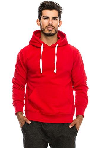 Unisex Pullover Sweatshirts Hoodie Jacket