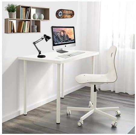 Mesa de escritorio blanca