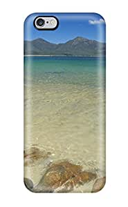 Discount New Premium Case Cover For Iphone 6 Plus/ Beach Protective Case Cover