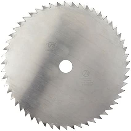 Hoja Disco 54 dientes desbrozadora. Diámetro 250 mm. Orificio 25,4 ...