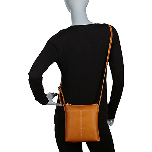 Basics Donne To Black Back Le Crossbody Leather nH6qwvxxS
