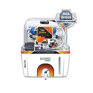 Konvio Neer Mineral Elixir Water Purifier RO UV UF TDS Adjuster (Orange)