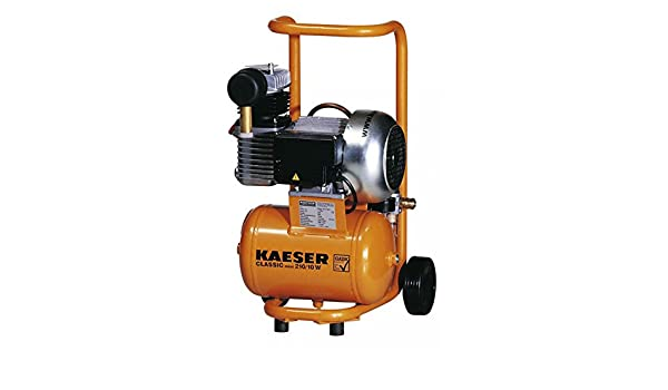 Classic Kaeser mini 210/10 W profesional compresor de aire comprimido: Amazon.es: Bricolaje y herramientas