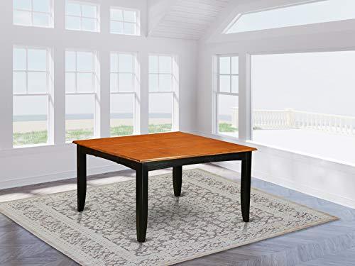 Parfait  Square Table with 18