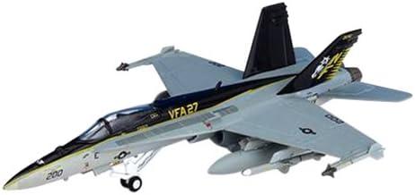 ホーガン 1/200 F/A-18C ホーネット 米海軍 VFA-27 「CAG 1999」 完成品