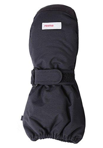 5e48c034 Reima, Ote mittens, size 4 (4 - 6 years), black: Amazon.co.uk: Clothing