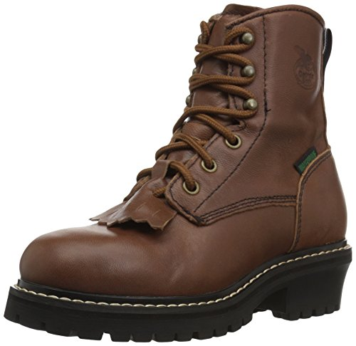 Georgia Boot Baby GB00001 Mid Calf Boot, Brown, 8.5 M US (Brown Calf Footwear)