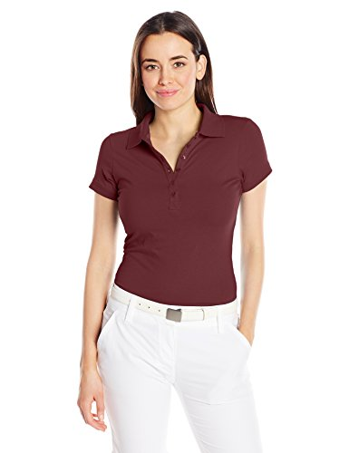 - Antigua Women's Spark Shirt, Maroon, Medium