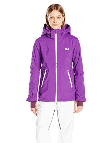 Helly Hansen Women's Spirit Insulated Jacket, Sunburned Purple, XX-Large