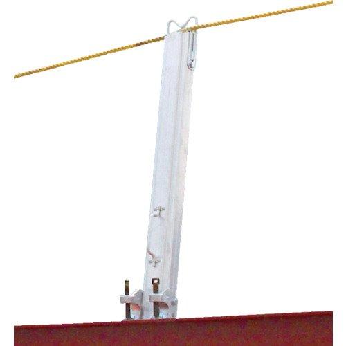 サンコー 鉄骨用親綱支柱 LP型 970mm B01MSDJKO5