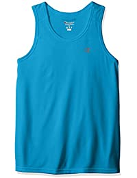 Men's Vapor Heather Tank Top with FreshIQ