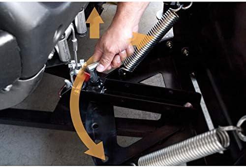 50 Blade for Polaris SPORTSMAN 450 4X4 2006-2007 Tusk SubZero Snow Plow Kit Winch Equipped ATV