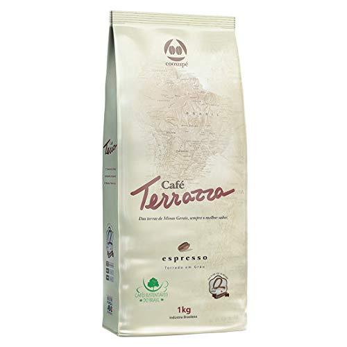 Café Expresso Grãos Terrazza 1kg