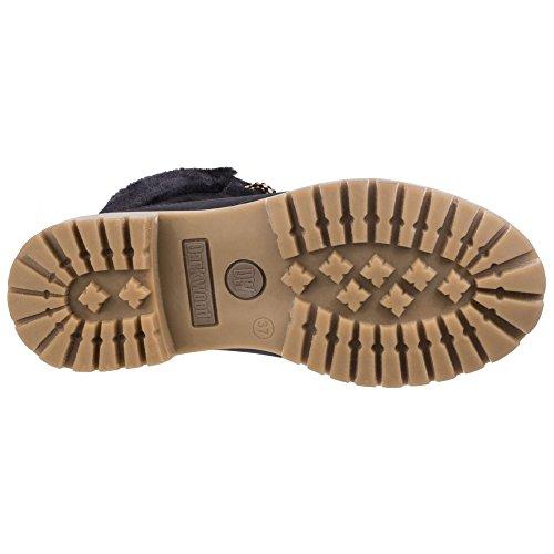 Walnut Water Warm Walking Boots Resistant Womens Ankle Darkwood Ladies pAqwAZg