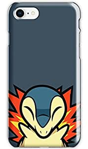 Cyndaquil Case for Iphone 8