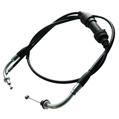 JRL PW80 BW80 Throttle Cable Assy Line For Dirt Pit Kits Bike